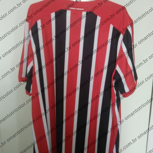 Camisa Listrada 2017 São Paulo FC