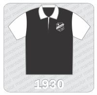 Camisa usada pelo São Paulo Futebol Clube - Emprestada do AA Palmeiras