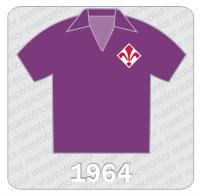 Camisa usada pelo São Paulo Futebol Clube - Emprestada da Fiorentina