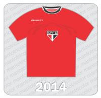 Camisa de Goleiro São Paulo FC - Penalty - 2014
